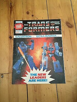 The Transformers Comic Issue 79 1986