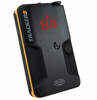 BCA Tracker 3 Avalanche Transceiver Backcountry Safety Touring New 2015