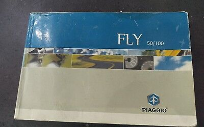 Original Piaggio Fly 50/100 User Manual 2005