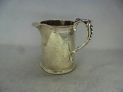Victorian Solid Silver Christening Mug with Spout, London 1859