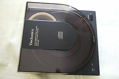Vintage Technics Auto Compact Disc Cleaner RP-CL300 Wet and Dry CD cleaner