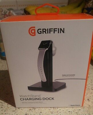 Griffin WatchStand Charging Dock for Apple Watch - unused and boxed