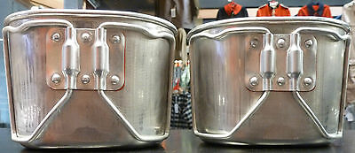 Water Bottle Mugs x 2 - French Army