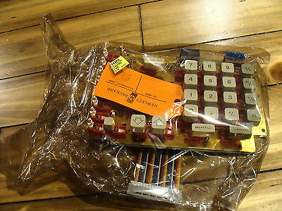 Keysight / Agilent / HP 85102-60034 Front Panel Board for 8510A Network Analyzer