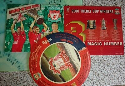 Liverpool Fc 3 Mouse mats