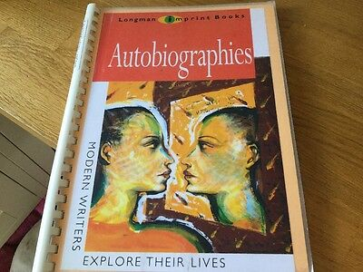 Adapted Large Print: Autobiographies