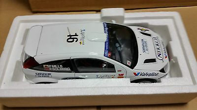 ACTION 1/18 FORD FOCUS WRC 2000 ARGENTINA P.Solberg  AC8 008916
