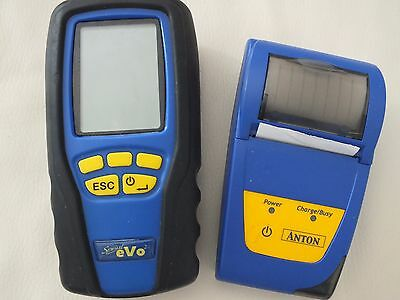 Anton Sprint Evo 2 Flue Gas Analyser Kit + Calibration