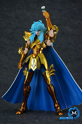 S Temple St Metal Club Myth Cloth Ex Gold Saint Seiya Ex Pisces Aphrodite Figure
