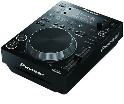 Pioneer CDJ 350 X2 (pair) With Cables