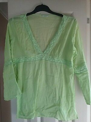 Ladies blouse shirt size 18 by m&s.