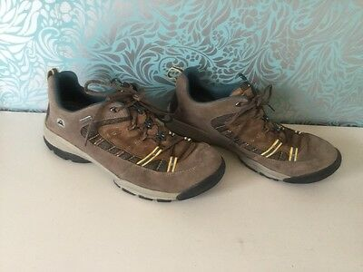 Womens Ladies Clarks Active Air Gore Tex Walking Shoes Size 6 D
