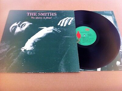 The Smiths - The Queen Is Dead LP RTRANZ013 Morrissey