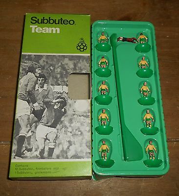 RARE SUBBUTEO FOOTBALL C100 LIGHTWEIGHT TEAM CHELSEA 2nd NEWCASTLE 2nd Ref 142
