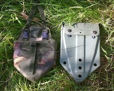 British Army Osprey  POUCH FOR NATO ENTRENCHING TOOL.