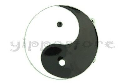 Yin and Yang Chinese Taoism Metal Fashion Belt Buckle