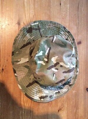 NEW GENUINE BRITISH ARMY ISSUE MTP JUNGLE HAT Combat Tropical BUSH HAT 55cm