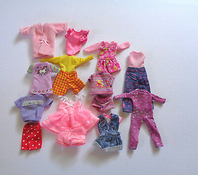 14 Pieces Clothes Skipper Stacie Janet Whitney GUC