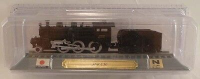 locomotiva engine Japan JNR C50 Del Prado 1:160 N scale model sealed