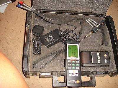 Testo 325-1 Gas Analyser And Printer