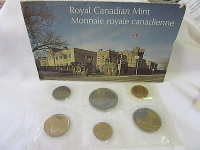 1973 Royal Canadian Mint- With  Coa...,.........#62.5/113
