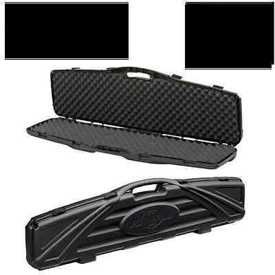 LARGE HARD SINGLE GUN CASE Shotgun Rifle oversized air Flambeau