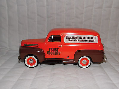 Estate Find1996 Liberty Classics1/25 1948 Ford F-1 Panel Delivery D.c Bank W/key