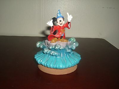 Walt Disney Fantasia Mickey Mouse Candle Jar Topper