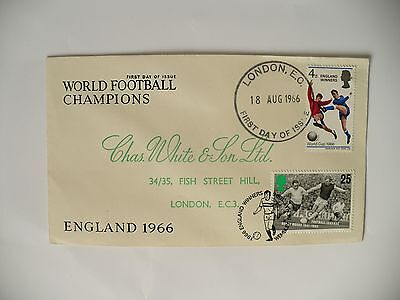 World Footbal Champions England 1996 First Day of Issue Cover