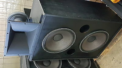 3x JBL Pro 4670D Cinema Speakers(With modified LF Chassis)