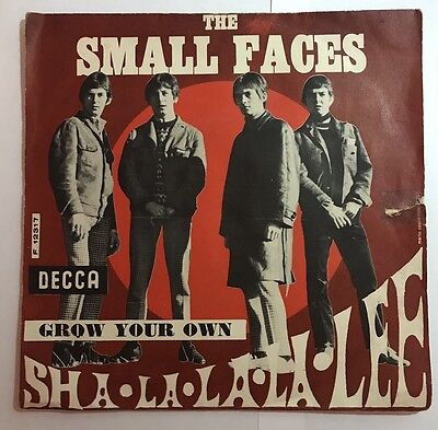 "The Small Faces ""sha La La La Lee"""