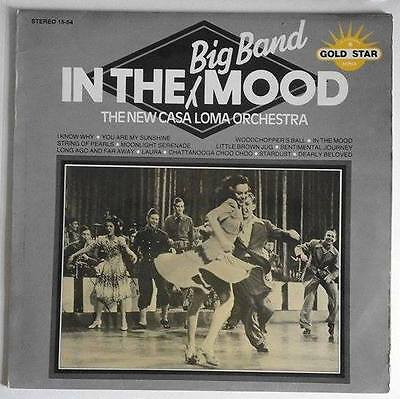 In The Big Band Mood: The New Casa Loma Orchestra - Vinyl LP Record