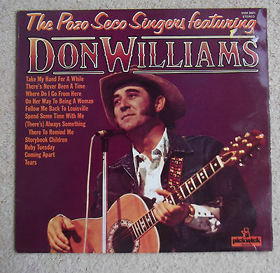 The Pozo Seco Singers Featuring Don Williams, Lp