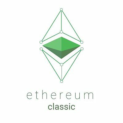 1 Ethereum Classic (Ethc) Coin Direct To Your Wallet