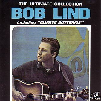 BOB LIND - The Ultimate Collection! Great CD!