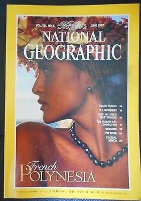 National Geographic - June 1997