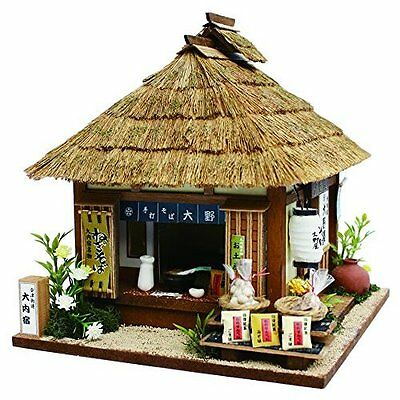 NEW Billy doll house kit Japanese Soba restaurant Aizu Road 8617 from Japan