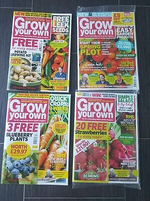 4 2017 Grow your Own magazine's