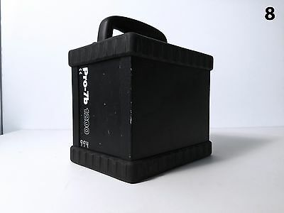 Used Profoto Pro 7B Portable Pack 2 Batteries and Charger Fully Functional #8