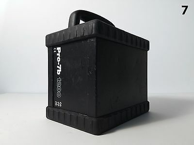 Used Profoto Pro 7B Portable Pack 2 Batteries and Charger Fully Functional #7