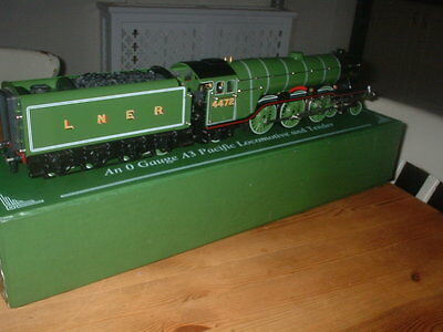 Ace Trains 0  Gauge 4472 Flying Scotsman A3 Pacific Loco And Tender
