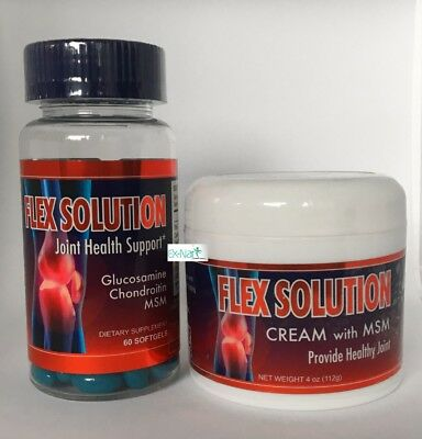 FLEX SOLUTIONS ABEE Muscle Control Miracle Analgesico Therapy Antiflamatory  Bee