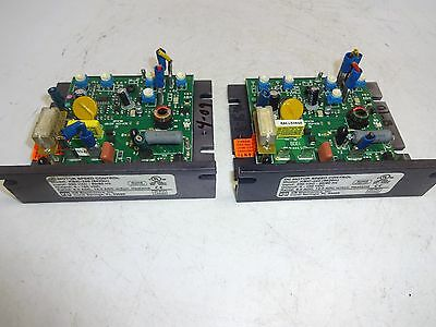 Lot Of 2 Kb Electronics Kbic-240 Dc Motor Speed Controller
