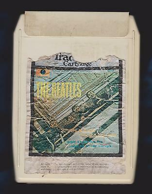 """Beatles """"please Please Me""""  1St Release Oct '70 -  8 Track Release !"""