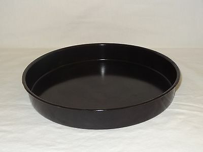 """Nuwave Pro Infared Convection Oven 10"""" Baking Pan - Replacement Part (20602)"""