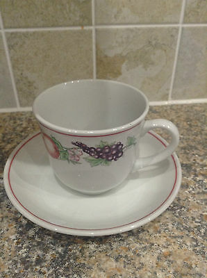 Boots Orchard  Cup and Saucer