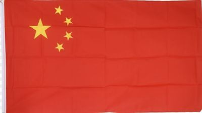 Large 3'x5' China Chinese National Flag  - Flag of People's Republic of China