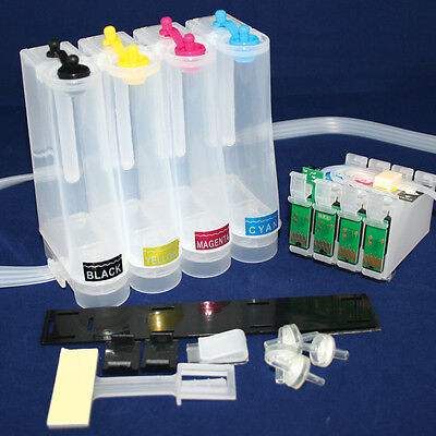 Sublimation EMPTY CISS Ink System for with EPSON XP-225 XP-322 XP-325