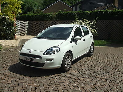 Fiat Punto Hatchback 1.2 Pop+ 5dr