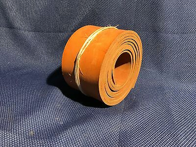 Flat Pulley Leather Belting